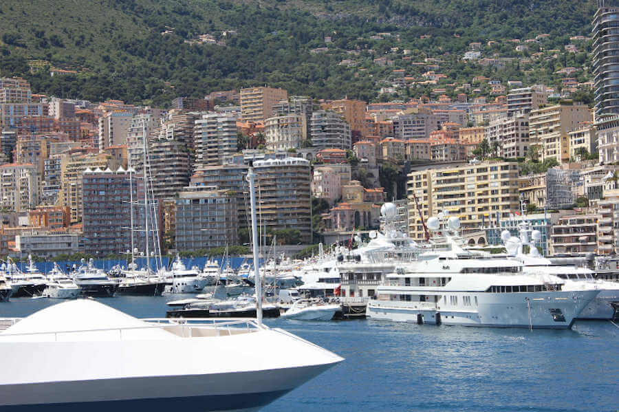 4 and 5-star accommodation in Monaco